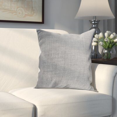 Rockwood Throw Pillow Color: Gray