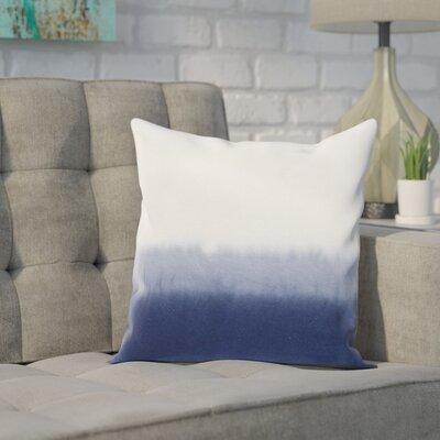 Lauralee Cotton Pillow Cover Color: Blue