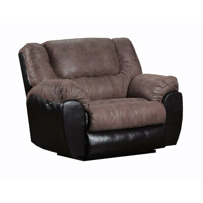 Derosier Rocker Recliner by Simmons Upholstery Reclining Type: Power