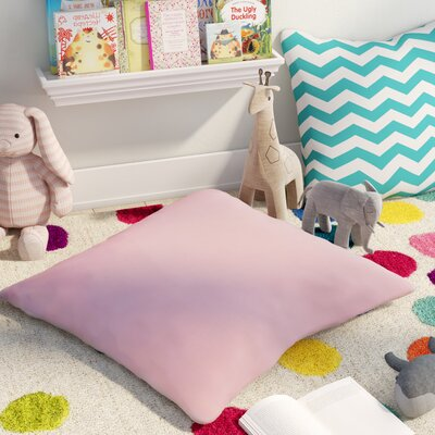 Darell Solid Floor Pillow