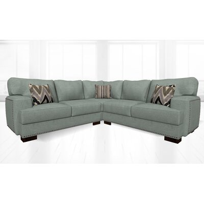 Jhon Sectional Upholstery: Ludlow Spa