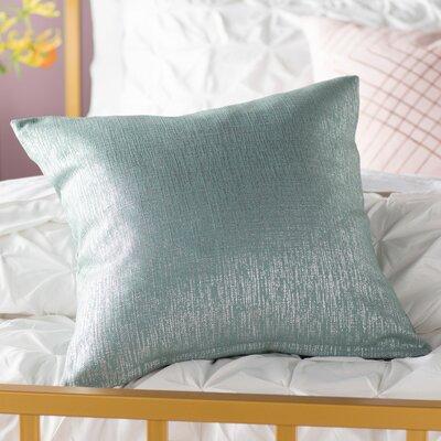Alivia Throw Pillow Size: 20, Color: Slate