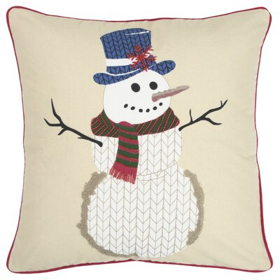 Bruner Decorative Cotton Throw Pillow