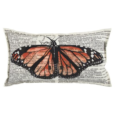 Cowling Decorative Cotton Lumbar Pillow