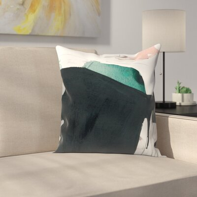 Olimpia Piccoli Day One Ii Throw Pillow Size: 18 x 18