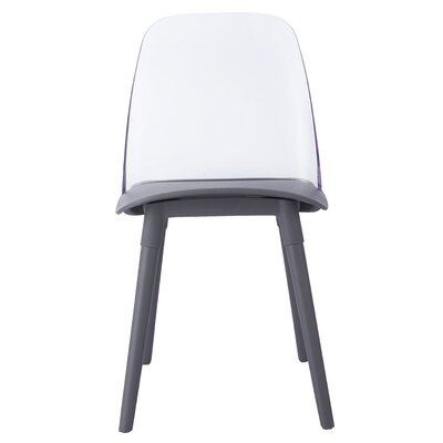 Fields Dining Chair Color: Gray