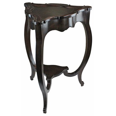 Brighton Manor Triangular End Table