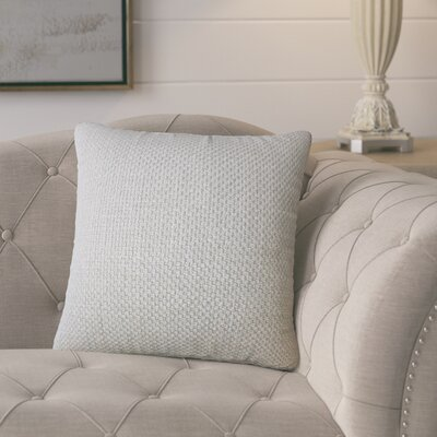 Forcier Solid Throw Pillow