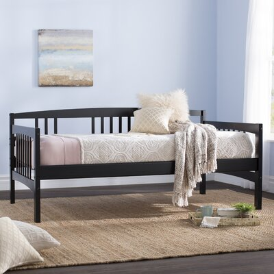Winthrop Daybed Finish: Black