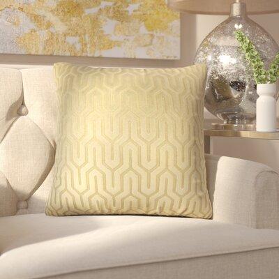 Kaison Geometric Throw Pillow