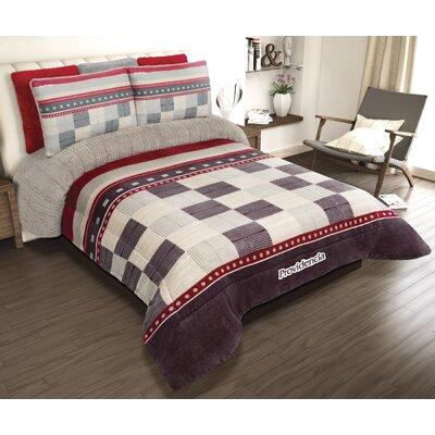 Sherpa Reversible Super Soft Jumbo Comforter