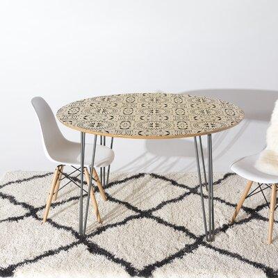 Holli Zollinger Mandala Tile Dining Table