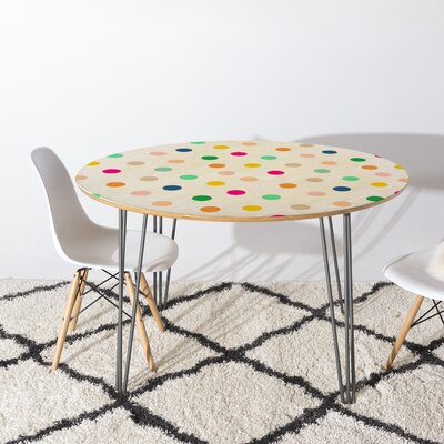 Hello Sayang Spotty Dot Dining Table