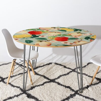 83 Oranges Fruity Summer Dining Table