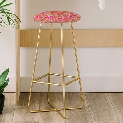 Lisa Argyropoulos Autumn Rapture Kaleido 31 Bar Stool