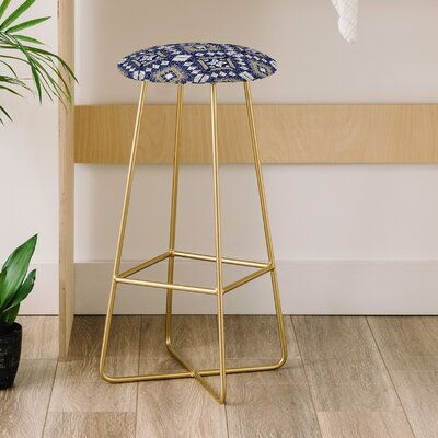 Marta Barragan Camarasa Mystic Tribal 31 Bar Stool