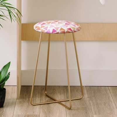 Hello Sayang Love Triangles 25 Bar Stool
