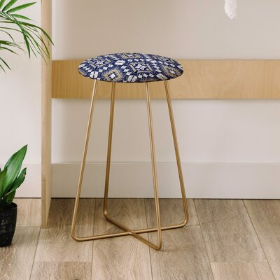 Marta Barragan Camarasa Mystic Tribal 25 Bar Stool