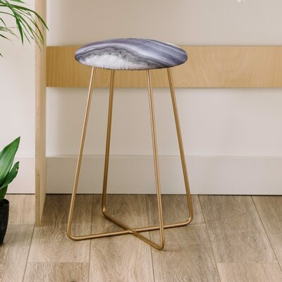 Emanuela Carratoni Winter Agate 25 Bar Stool