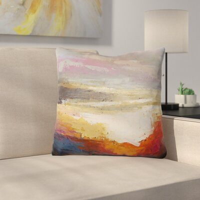 Georgia Morning by Carol Schiff Throw Pillow Size: 26 H x 26 W x 5 D