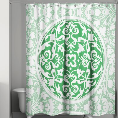Velazquez Boho Medallion Shower Curtain