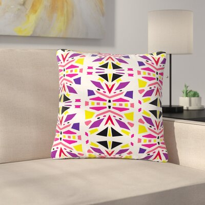 Miranda Mol Summer Mood Outdoor Throw Pillow Size: 18 H x 18 W x 5 D