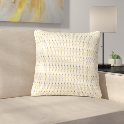Petit Griffin Arrows Outdoor Throw Pillow Size: 16 H x 16 W x 5 D