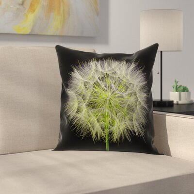 Maja Hrnjak Dandelion Throw Pillow Size: 18 x 18