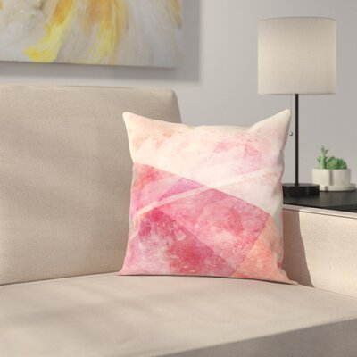 Tracie Andrews Obscura Throw Pillow Size: 18