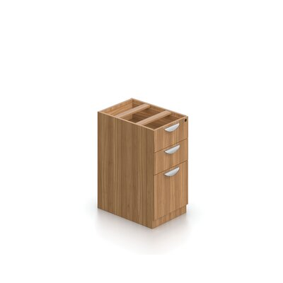 28.5 H x 15.6 W Desk File Pedestal