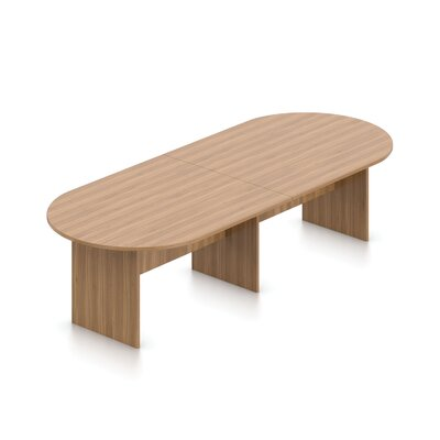Laminate Racetrack L Conference Table Superior Product Image 1404
