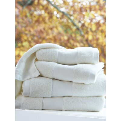 Righter Hand Towel Color: Ivory