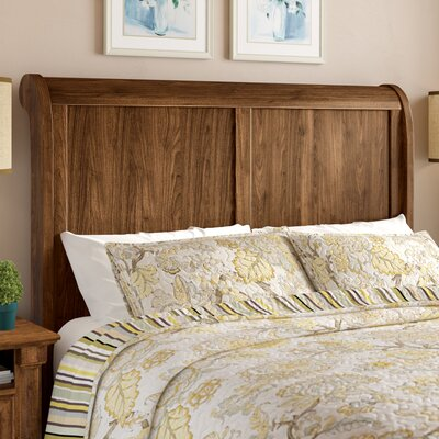 Oreana Panel Headboard Size: Queen, Color: Rustic Cherry