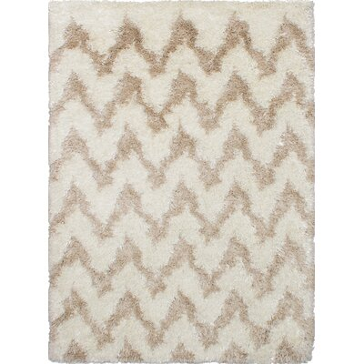 Gentner Cream/Tan Area Rug