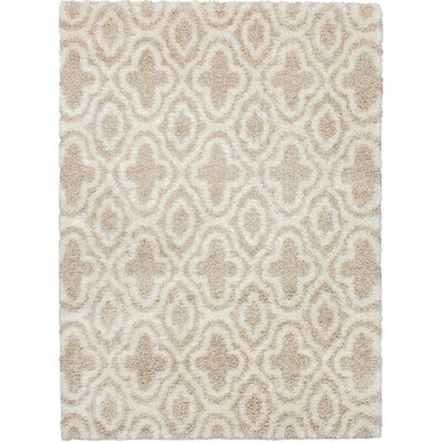 James Cream/Tan Area Rug