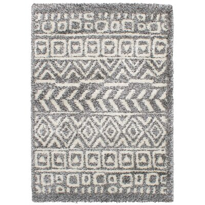 Chesterhill Cream/Dark Gray Area Rug
