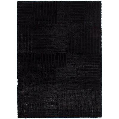 Freemont Black Area Rug
