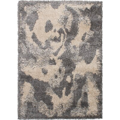 Gentner Dark Gray Area Rug