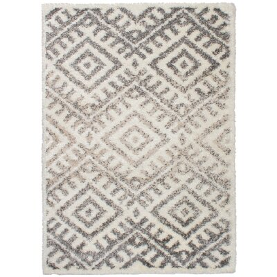 Chesterton Cream/Dark Gray Area Rug
