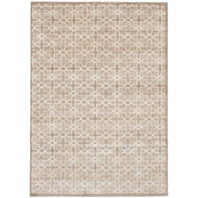 Craver Brown/Cream Area Rug