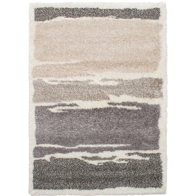 Hulsey Dark Gray Area Rug