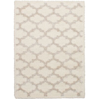 Kinsella Soho Shag Cream Area Rug