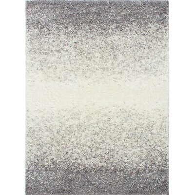 Costello Cream/Dark Gray Area Rug
