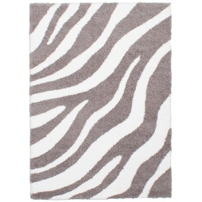 Hester Street Cream/Dark Gray Area Rug