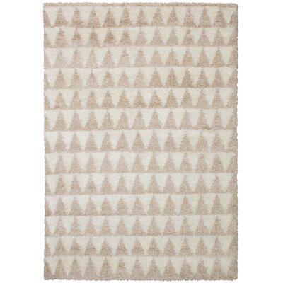 Linden Boulevard Cream/Tan Area Rug