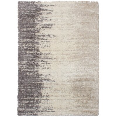 Crim Cream/Dark Gray Area Rug
