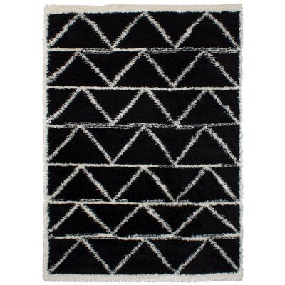 Chesterhill Black Area Rug