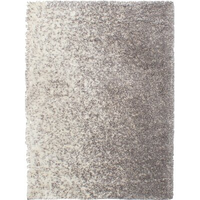 Jimison Cream/Dark Gray Area Rug