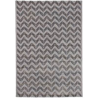 Freemont Dark Gray/Light Gray Area Rug