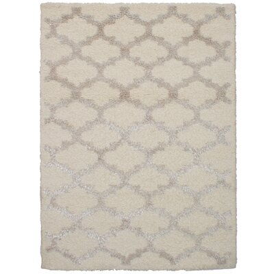 James Cream Area Rug